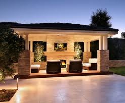 Best  Outdoor Living Spaces Ideas On Pinterest Outdoor - Outdoor living room design