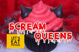 scream queens cupcakes let u0027s eat fiction youtube