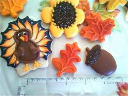 286 best cookies thanksgiving fall images on fall