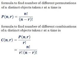 permutation npr u0026 combination ncr formula u0026 calculator