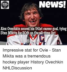 Ovechkin Meme - news nhla discussion alex ovechkin scored his 5alst career goal