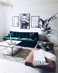 Interior Design Bloggers 20 Interiors That Prove The Velvet Trend Is Going Strong French