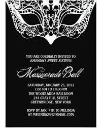 masquerade wedding invitations savings on black and white masquerade invitations