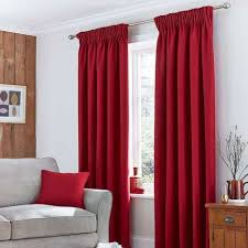 red bedroom curtains red curtains living room living room decorating design