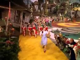 judy garland follow the yellow brick road youtube