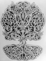 tree of life with rod and snake by tattoo design deviantart com on