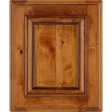 shop schuler cabinetry prescott 17 5 in x 14 5 in chestnut glazed