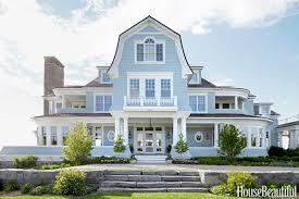 home exterior design catalog beautiful coastal blue exteriors the happy housie