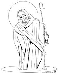 father of jesus coloring pages hellokids com