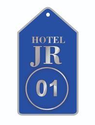 Favorito Chaveiro para hotel &BX48