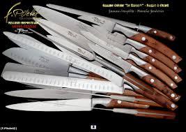 couteau de cuisine haut de gamme cuisine le thiers r coutellerie pitelet à thiers