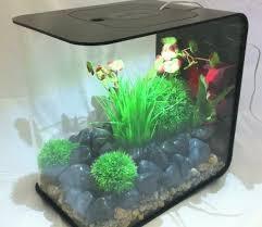 biorb flow 30 litre black fish tank aquarium gardensite co uk