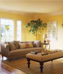 yellow livingroom decorating trends what we right now yellow ottoman
