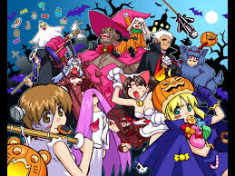 halloween anime backgrounds 1600 x 1200 wallpapers page 4