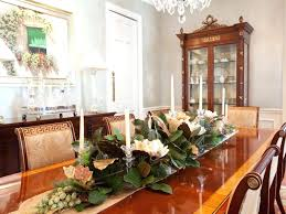 simple centerpieces for dining room tables floral centerpieces for