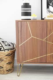 Diy Furniture Hacks Mid Century Modern Ikea Hack Sideboard U2014 Kristi Murphy Diy Blog