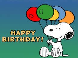 peanuts happy birthday clip art 80