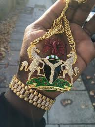 Customized Pendants Download Photos Customized Nigeria Coat Of Arm Made By
