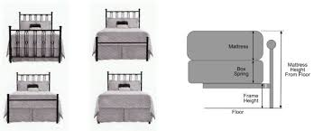 Bed Frame Styles Brass Beds Of Virginia Handcrafted Iron And Brass Beds