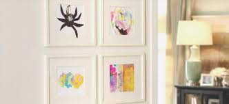 how to hang art prints without frames hanging paintings without frames alternative framing ideas how to