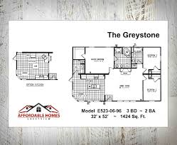 greystone floor plan u0026 features affordable homes of crestview