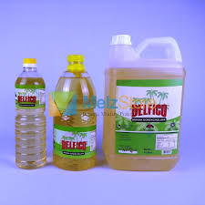 Minyak Kelapa 5 Liter jual minyak goreng kelapa delfico 1 liter cooking coconut