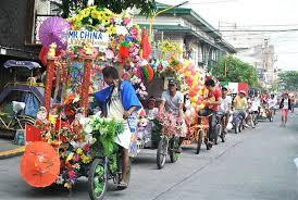 for parade precys parade float caloocan city south