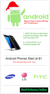 black friday price predictions black friday u0026 cyber monday smartphone and iphone x u0026 8