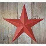 Barn Star Kitchen Decor by Amazon Com Red Wall Sculptures Sculptures Home U0026 Kitchen