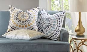 Decorative Furniture How To Use Decorative Pillows In The Living Room Overstock Com