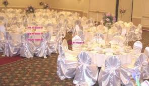 White Universal Chair Covers 19 Chair Covers For Wedding Reception Carehouse Info
