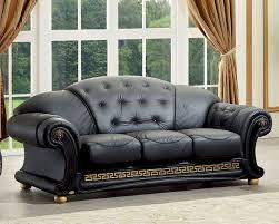 Versace Bedroom Set Black Chair In Classic Style Versace Esfvec