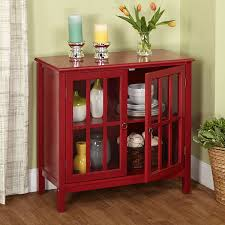 accent cabinets with doors furniture white credenza with glass doors accent cabinets