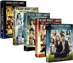 friday night lights complete series friday night lights seasons 1 5 complete series amazon ca dvd