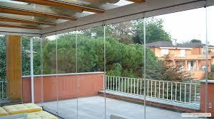vetrate verande veranda a pacchetto vetrata temperata system italia