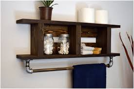bathroom wooden bathroom storage furniture shelf in bathroom