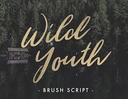 40 Best Free Brush Fonts for Designers  Fonts  Graphic Design Junction