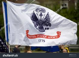 Army Flag Pictures Us Army Flag Memorial Day Parade Stock Photo 3402506 Shutterstock
