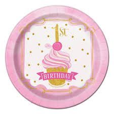 pink and gold party supplies pink and gold 1st birthday party supplies