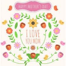 beautiful flowers background happy mother u0027s day vector 500 best