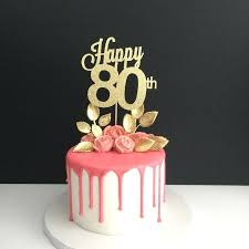 best cake toppers 80 birthday cake toppers best topper images on any age happy years