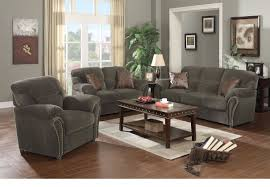 Pillows For Brown Sofa by Patricia Dark Brown Sofa With 2 Pillows