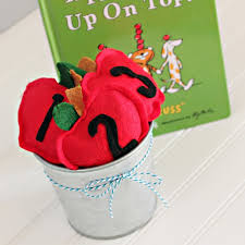 how to make apple bean bags game u2013 dr seuss inspired activity