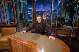 David Letterman Desk American Masters 2012 Season Johnny Carson King Of Late Night