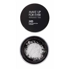 make up for ever hd microfinish powder review allure