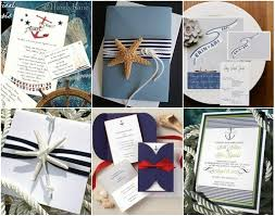 nautical themed weddings how to plan a nautical theme wedding
