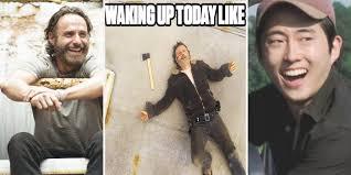 Memes Walking Dead - hilarious walking dead memes only true fans will understand