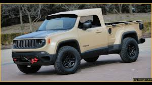 jeep truck spy photos jeep wrangler 2018 pickup spied spy shots youtube