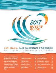 buyers guide 2018 aaae buyers u0027 guide