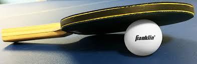 franklin table tennis table table tennis balls franklin sports